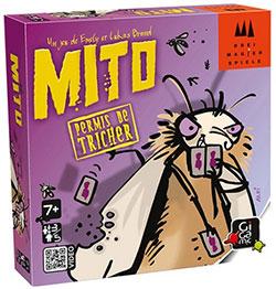 Jeu de carte Mito
