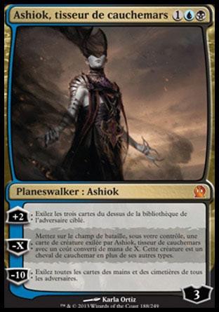 Ashiok, tisseur de cauchemars