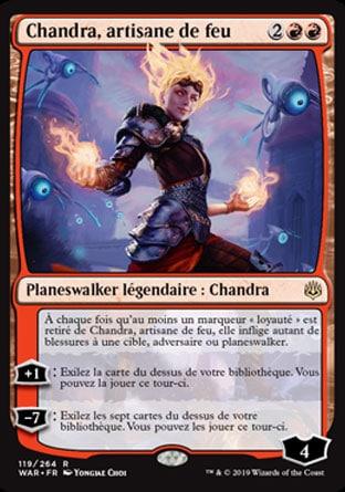 Chandra, artisane du feu