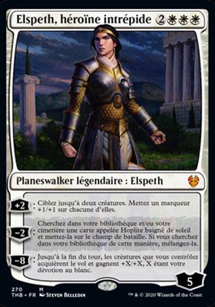 Elspeth, héroïne intrépide