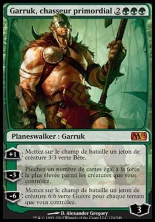 Garruk, chasseur primordial