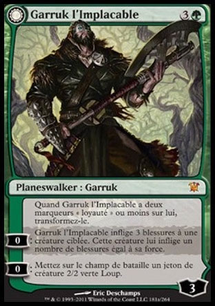 Garruk l'Implacable