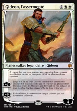 Gideon, l'assermenté