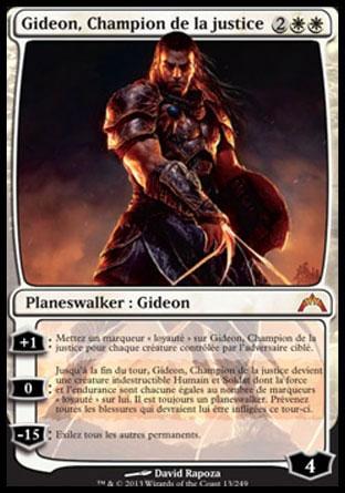 Gideon, Champion de la justice