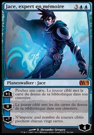 Jace, expert en mémoire