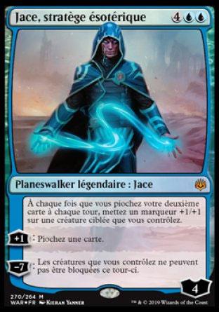 Jace, stratège ésotérique