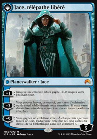Jace, télépathe libéré
