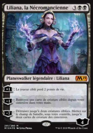 Liliana, la Nécromancienne