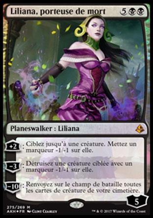 Liliana, porteuse de mort