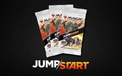 Jumpstart, un nouveau format pour Magic ?