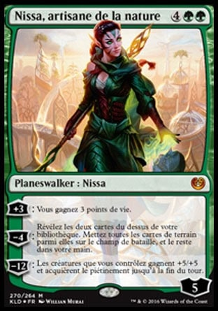 Nissa, artisane de la nature