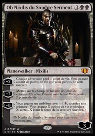 Ob Nixilis du Sombre Serment