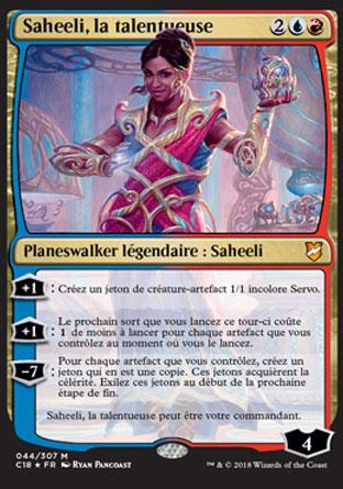 Saheeli la Talentueuse