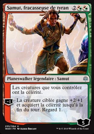 Samut, fracasseuse de tyran