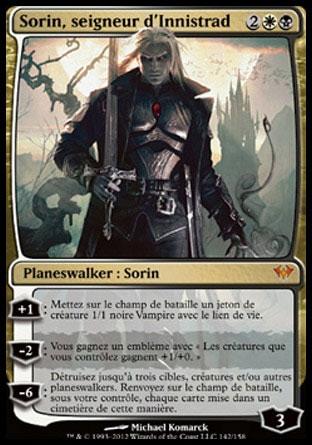 Sorin, seigneur d'Innistrad