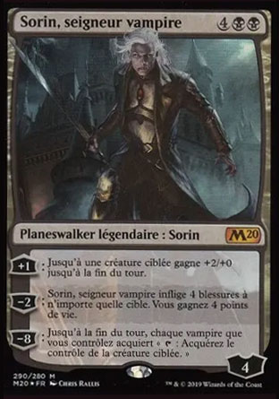 Sorin, seigneur vampire