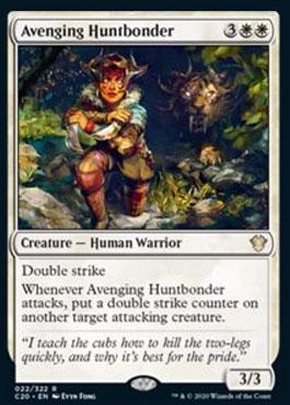 Avenging huntbonder