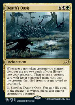 Death oasis