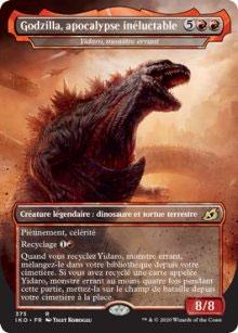 Godzilla apocalypse ineluctable