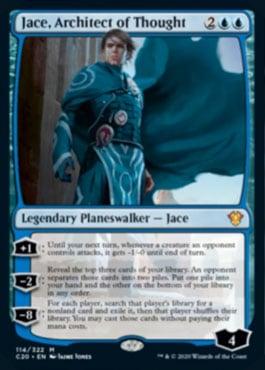 Jace architect of tought