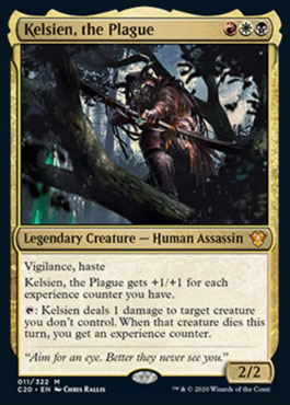 Kelsien the plague