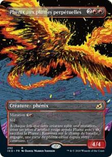 Phoenix aux plumes perpétuelles
