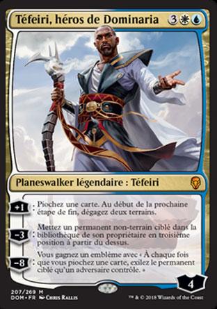 Téfeiri, héros de Dominaria