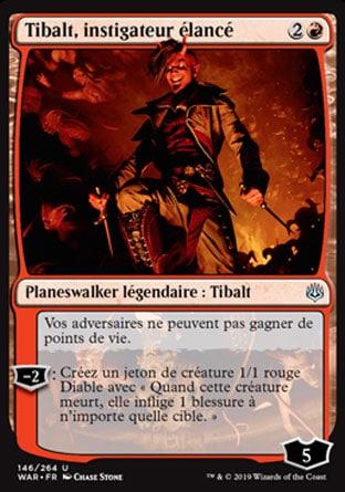 Tibalt instigateur élancé
