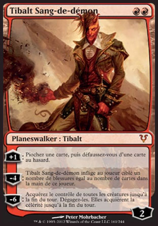 Tibalt sang de démon