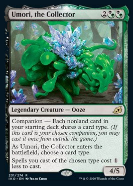 Umori the collector
