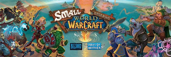 Smallworld of Warcraft, l'alliance réussie de deux classiques