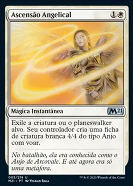 Ascencao angelical