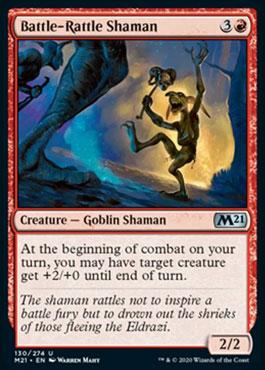 battle rattle shaman