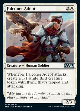 falconer adept