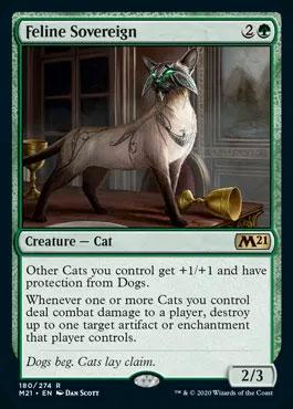 feline sovereign