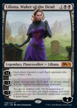 Liliana Waker of the death