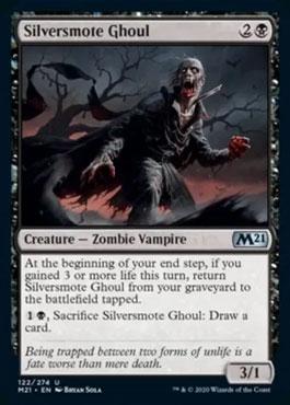 silvermoste ghoul