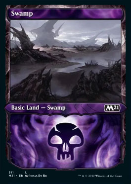 swamp m21