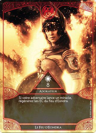 Page adorateur feu d'Eondra