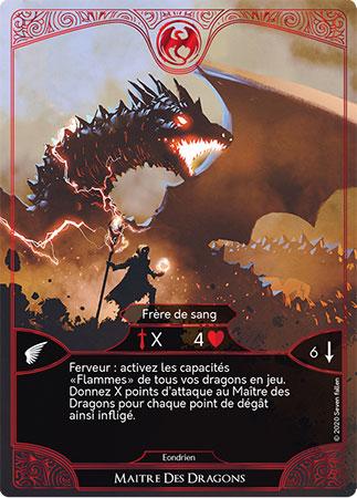Maître des dragons