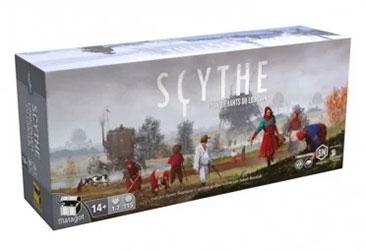 Scythe - Conquérants du lointain