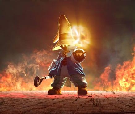 Éléments Final fantasy Trad game