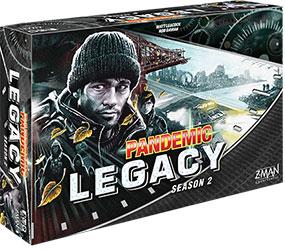 Pandemic Legacy saison 2