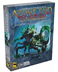 Aeon's End - Les Sans Noms