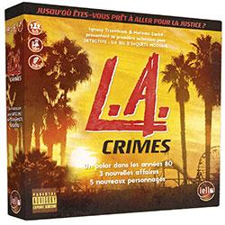 Détective L.A Crimes