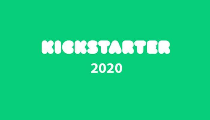 Meilleurs Kickstarter jeux de société de 2020
