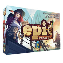 Tiny Epic Pirates
