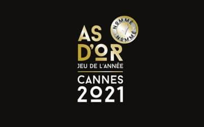 Les nominés pour l'As d'or 2021 sont …
