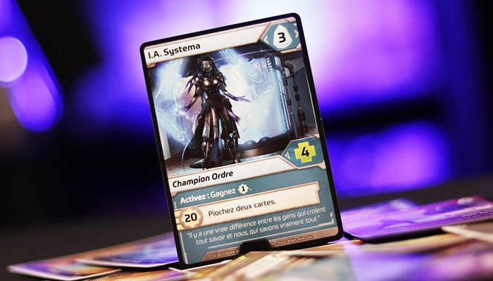 Cartes Ordre Shards of Infinity