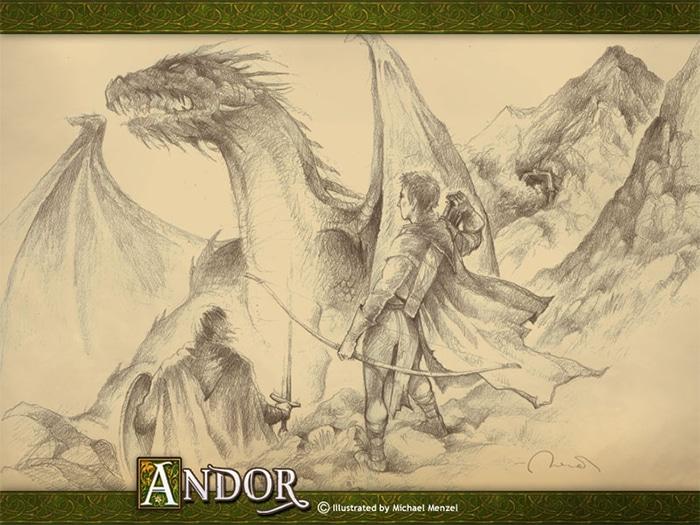dragon Andor